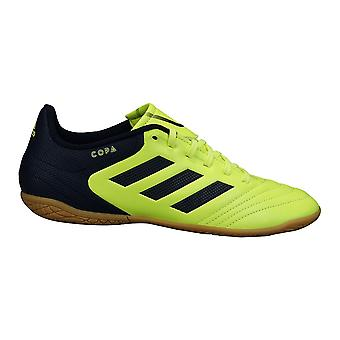 Adidas Copa 174 IN J S77152 jalkapallo ympärivuotinen kids kengät
