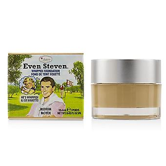 TheBalm även Steven Whipped Foundation - nr Medium - 13.4ml/0.45oz