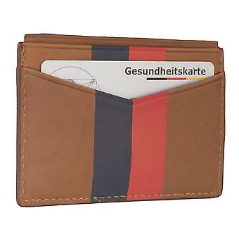 FOSSILE mænds kreditkort indehaveren card indehaveren læderetui 6563