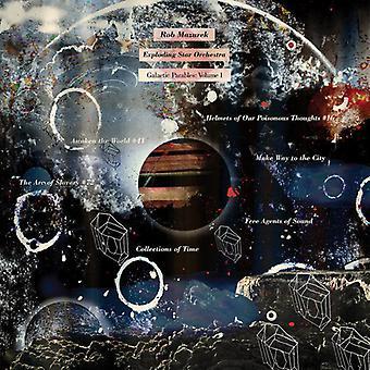 Mazurek, Rob / Exploding Star Orchestra - Galctic Parables: Volume 1 [Vinyl] USA import