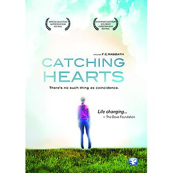 Catching Hearts [DVD] USA import