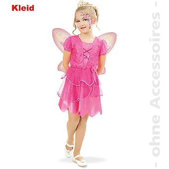 Blomst fe kostume børn Elf Elf kostume Pink Lady Pink fe barn kostume