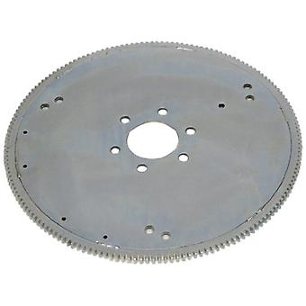 PRW 1835021 Silver Quik Launch 168-Teeth Internally Balanced Flexplate for Small Block Chevy