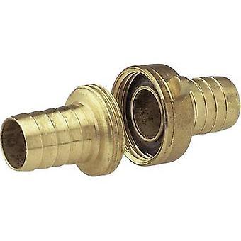 GARDENA 7152-20 Queue filetée en laiton 30,3 mm (1) IT, 33,25 mm (1) OT, 19 mm (3/4)