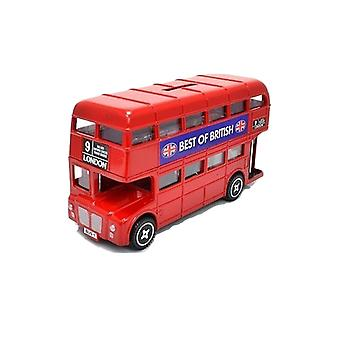 Union Jack Wear London Bus Money Box 11cm
