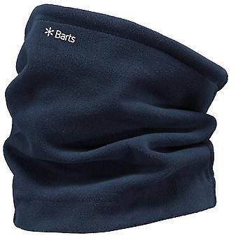 Barts Mens & Womens caldo poliestere collo Neckwarmer sciarpa in pile