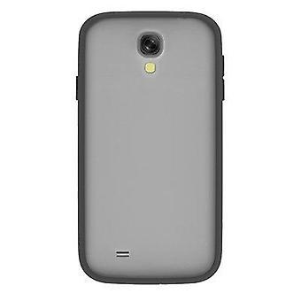 הגוף כפפה MySuit במקרה עבור Samsung Galaxy S4 (פחם/ברור)