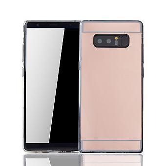 Samsung Galaxy touch 8 Mobile Shell lustro lustro miękki sprawa ochrony okładka rose gold