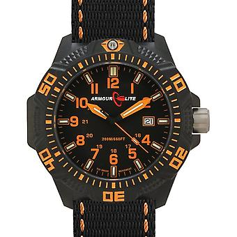 ArmourLite mens watch caliber series AL602