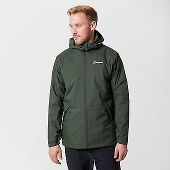 New Berghaus Men's Stormcloud Insulated Jacket Dark Green