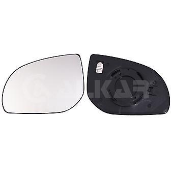 Verre gauche de miroir de côté de passager (chauffé) et support pour Hyundai i10 2011-2013