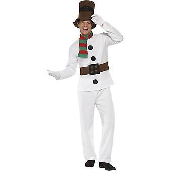 Г-н Снеговик костюм, грудь 42
