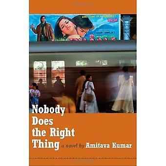 Kukaan ei oikein Amitava Kumar - 9780822346821 kirja