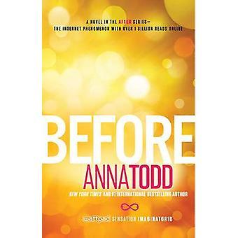 قبل التي تود Anna-كتاب 9781501130700