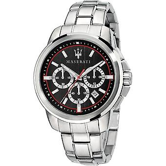 Maserati Men's Watch R8873621009 Chronographs