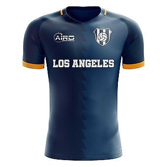 2020-2021 LA Los Angeles Away Concept Fotbal Shirt