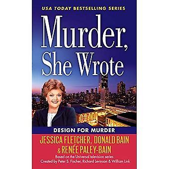 Murder, She Wrote: Design für Mord