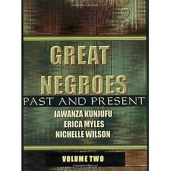 Bra negrer, tidigare och nuvarande