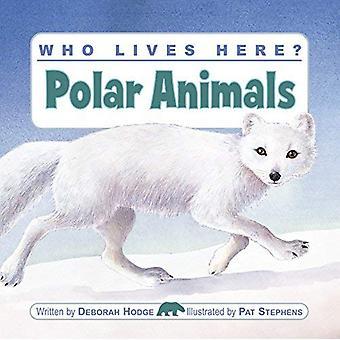 Polar dieren (die woont hier?)