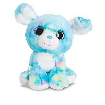 Aurora verden Candies hunden Bubblegum plysj leketøy (blå)