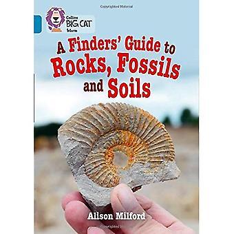Etsijöitä opas kiviä, fossiileja ja maaperään: bändi 13/Topaz (Collins Big Cat) (Collins Big Cat)