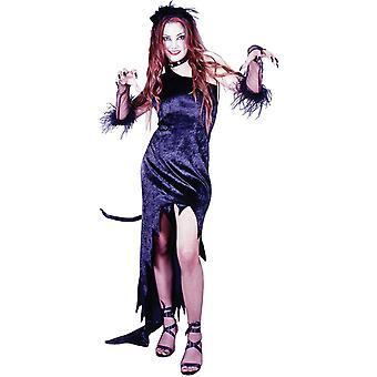 Black Cat Adult Costume