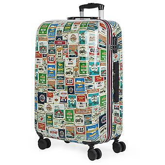 Suitcase child 67 Cm medium / large polycarbonate 130560 Skpat