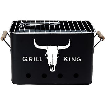 Retro Tafel-barbecue - Grill King
