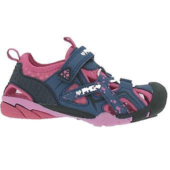 Primigi Girls 3462011 PAQ 34620 Sandals Blue Pink