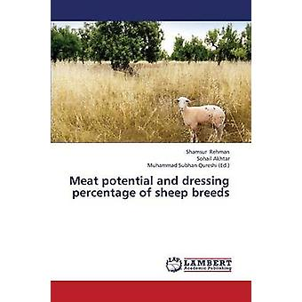 Meat Potential and Dressing Percentage of Sheep Breeds by Rehman Shamsur