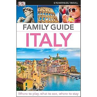 Family Guide Italy by DK Travel - 9780241309216 Book