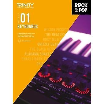 Trinity College London Rock & Pop 2018 Keyboards Grade 1 CD Only