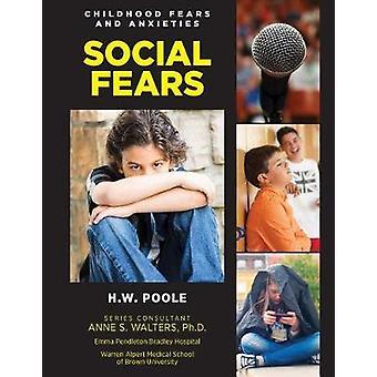 Social Fears - 9781422237311 Book