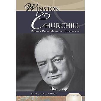 Winston Churchill - British Prime Minister & Statesman by Sue Vander H