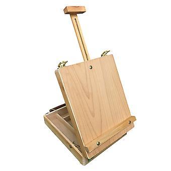 Dalby træbord Top Box staffeli