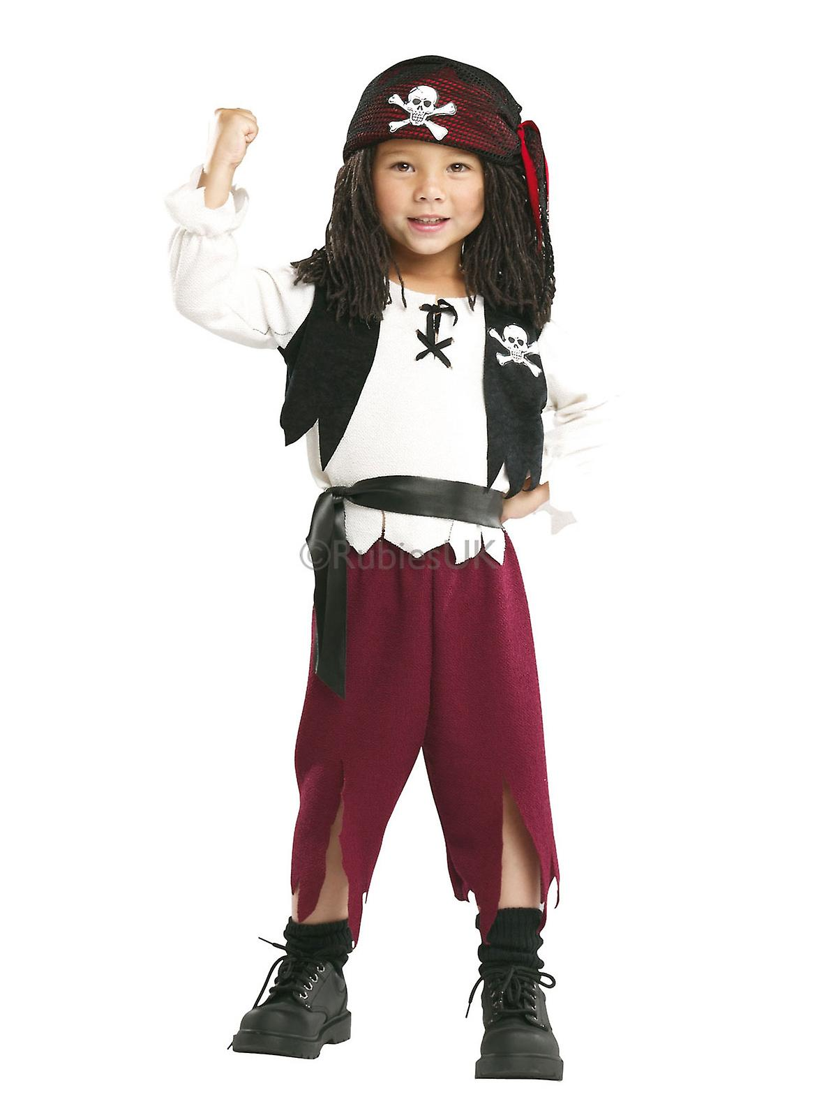 Pirate Captain Cutthroat Swashbuckler Carribean Buccaneer To