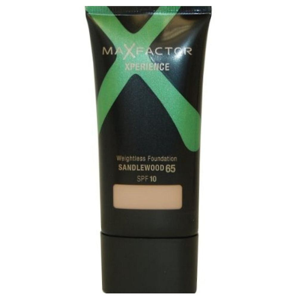 Max Factor Xperience Foundation