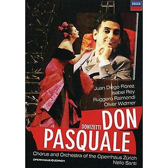 G. Donizetti - Donizetti: Don Pasquale [DVD] USA import