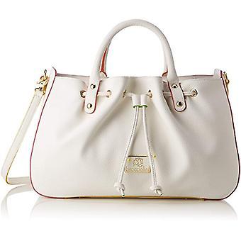 Sylvie bracelets White women's handbag 40x26.5x14 cm (W x H x L)