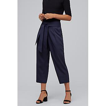 Louche Meredith Trouser Navy