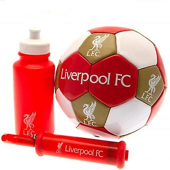 Liverpool voetbal cadeauset