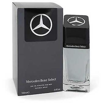 Mercedes Benz Select by Mercedes Benz Eau de Toilette Spray 3,4 oz (mannen) V728-542483