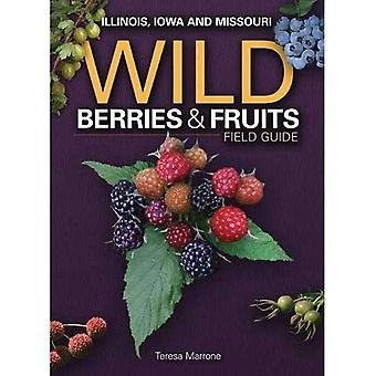Guide de champ de baies & Fruits sauvages : Illinois, Iowa et le Missouri
