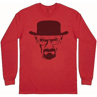 Walter White - Mens Long Sleeve T-Shirt