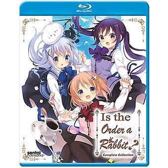 Is the Order a Rabbit [BLU-RAY] USA import
