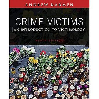 Slachtoffers van misdrijven: An Introduction to victimologie
