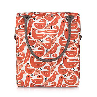Nicky James Graphic Bird Sac à lunch pour adultes