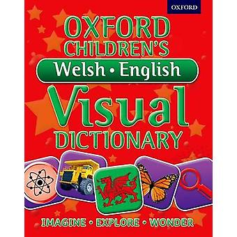 Oxford Childrens WelshEnglish Visual Dictionary