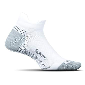 Feetures Plantar Faciitis Relief Light Cushion No Show Socks