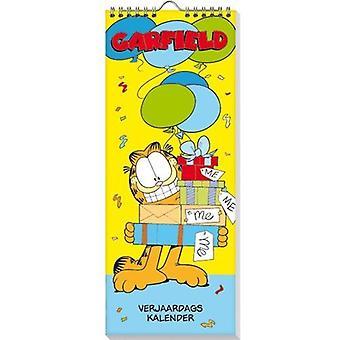 Calendario de cumpleaños de Garfield